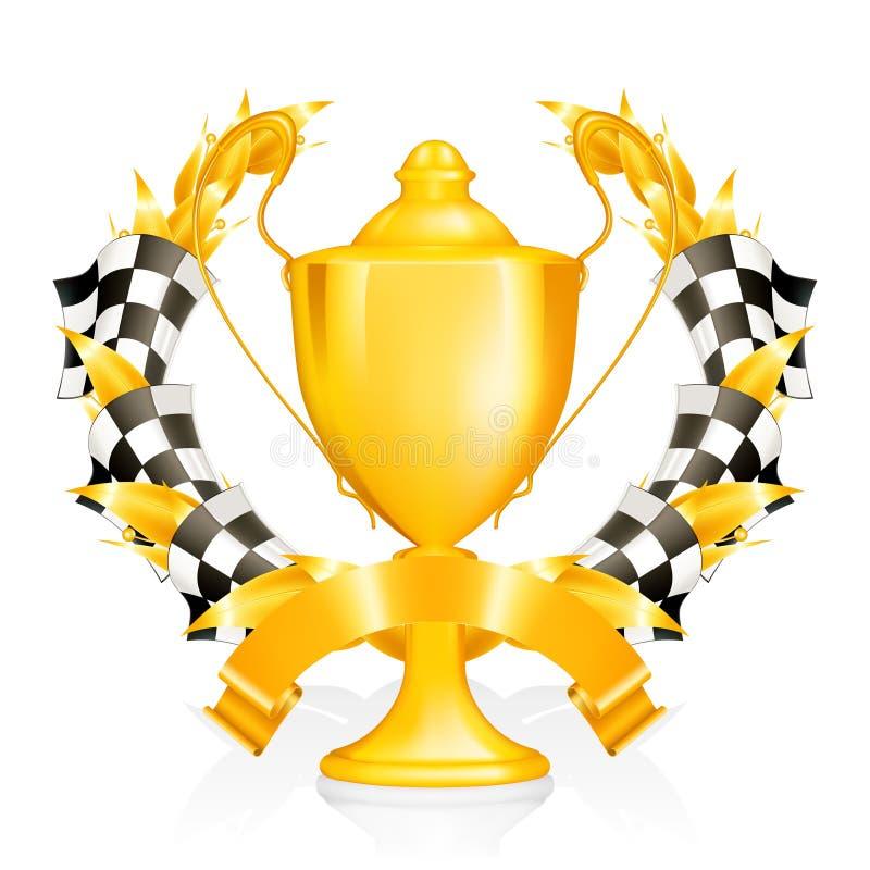 Download Emblem Racing stock vector. Image of check, leadership - 20226255