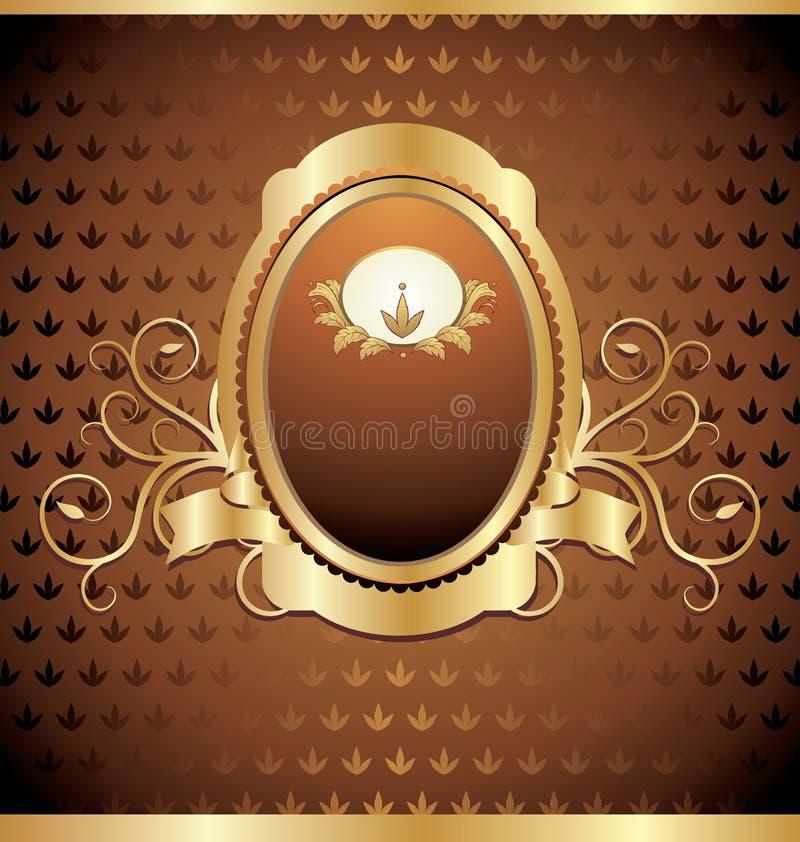 Emblema dell'annata. royalty illustrazione gratis
