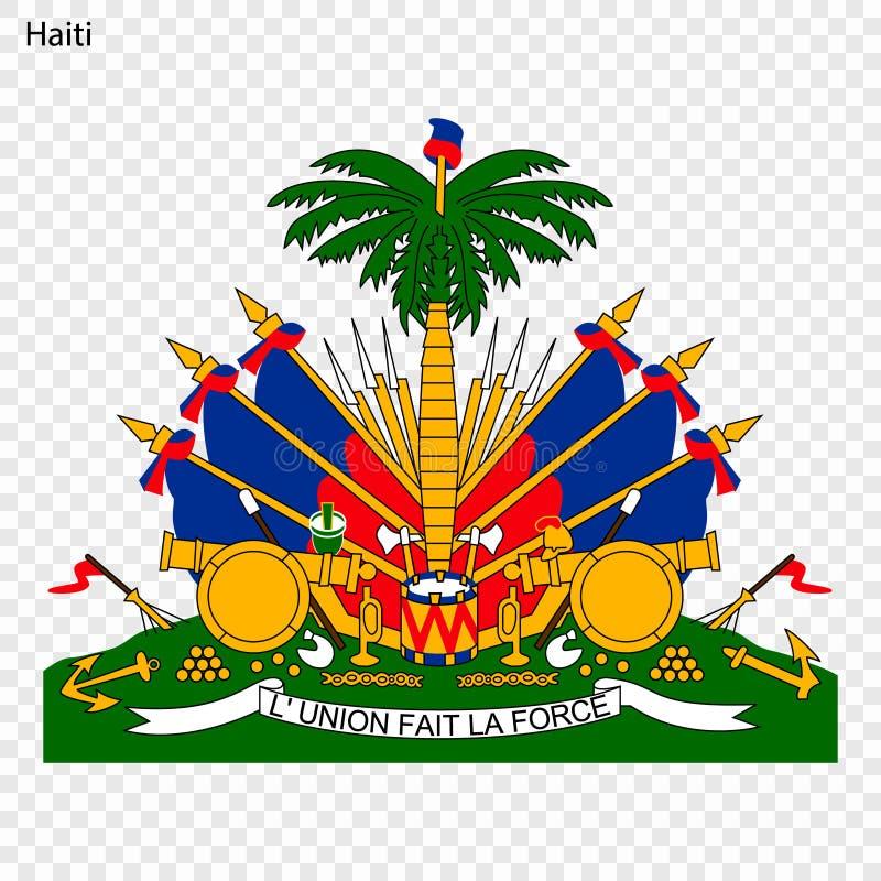 Emblema nacional ou símbolo ilustração royalty free