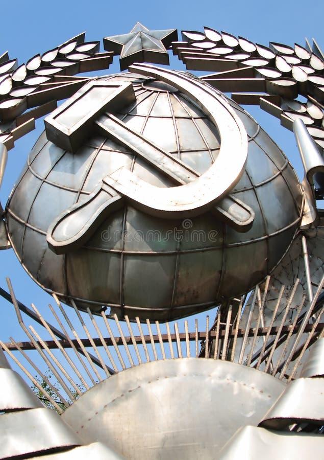 Emblema nazionale 2 fotografia stock libera da diritti
