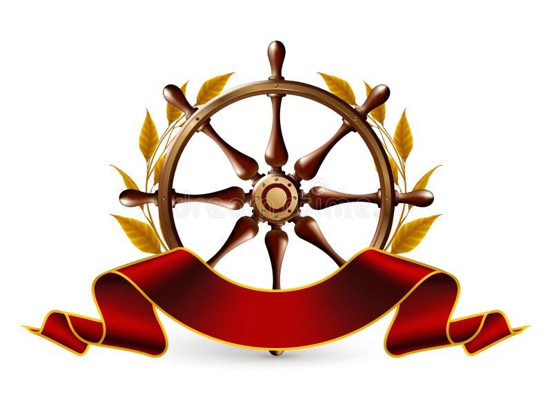emblemata koło ilustracji