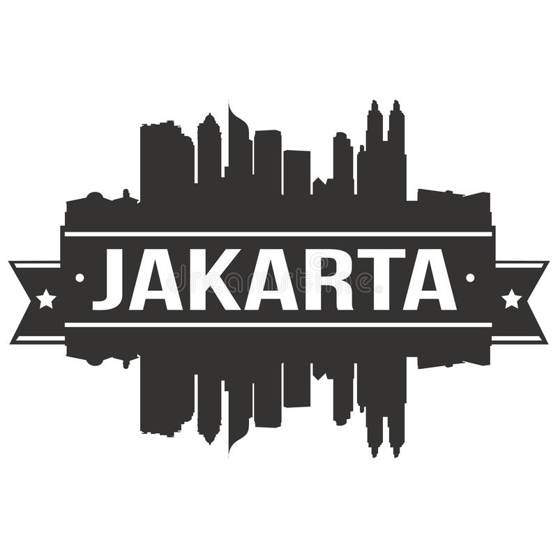 Download Jakarta Indonesia Asia Icon Vector Art