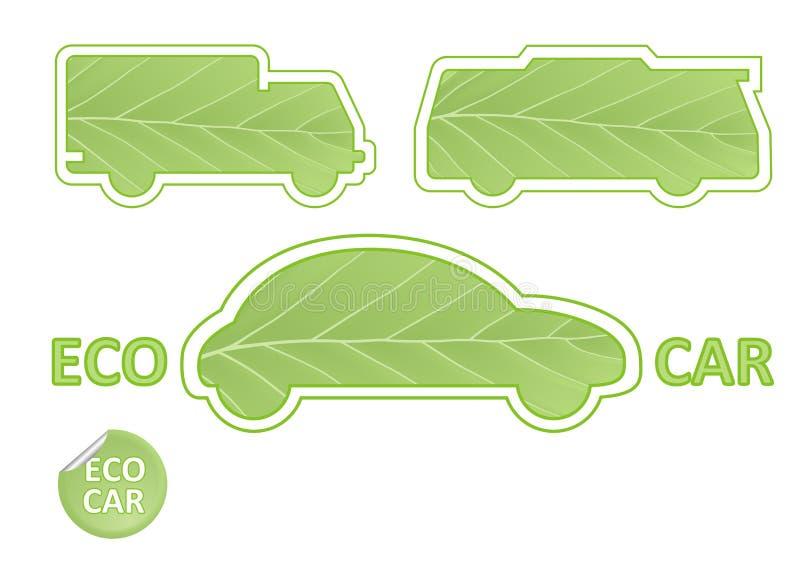 Emblemi dell automobile di Eco
