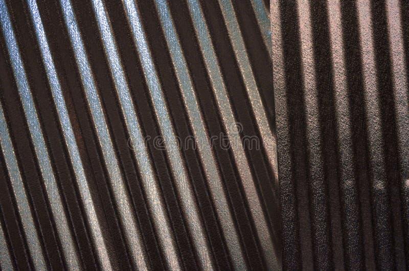 Embossed aluminium stock photos