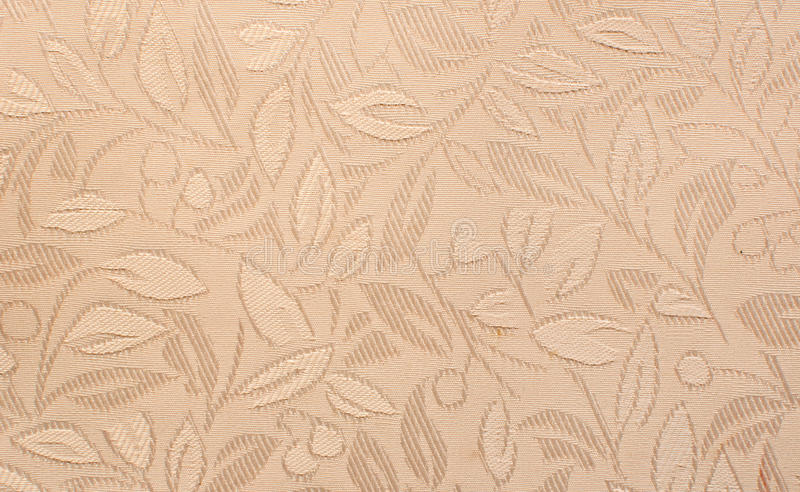 Embossed fabric texture