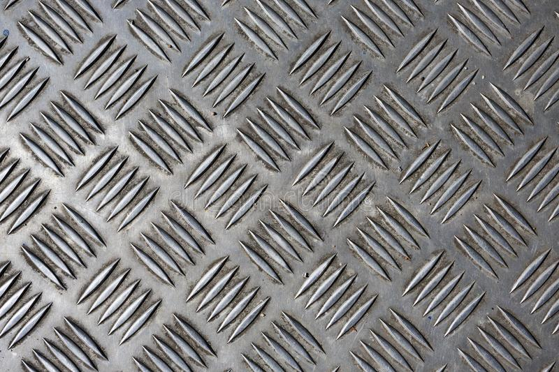 Embossed metal abstract pattern texture background royalty free stock photography