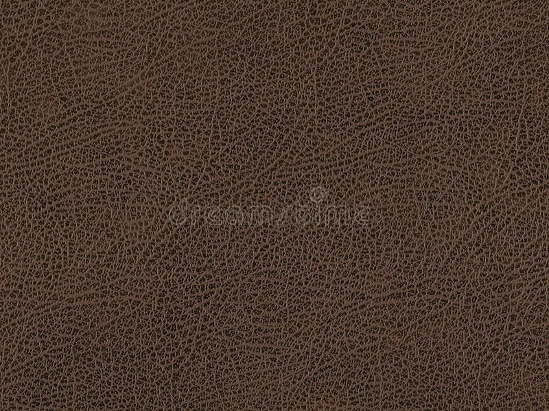 Embossed Paper: Artificial Leather Imitation. royalty free stock photography