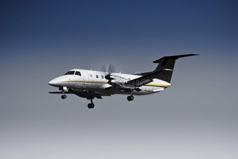 Embraer EMB 120 Brasilia photo stock