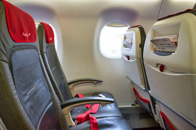Embraer ERJ-195LR стоковые изображения rf