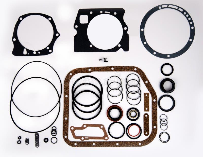 Embrayage automobile d'engine d'automobile de cloison images stock