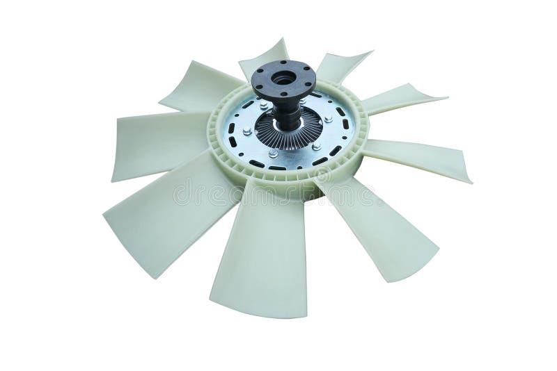 Embreagem do ventilador de refrigeração do motor e imagens de stock royalty free