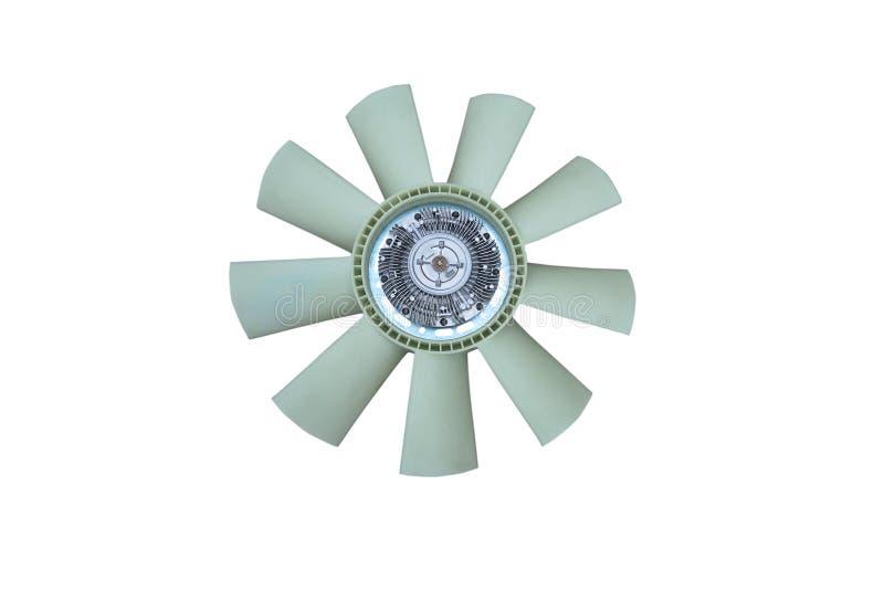 Embreagem do ventilador de refrigeração do motor e imagem de stock