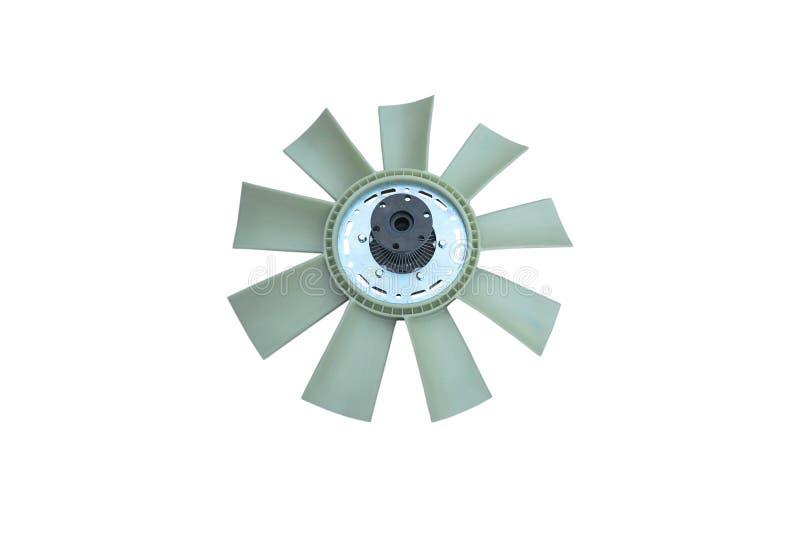 Embreagem do ventilador de refrigeração do motor e foto de stock