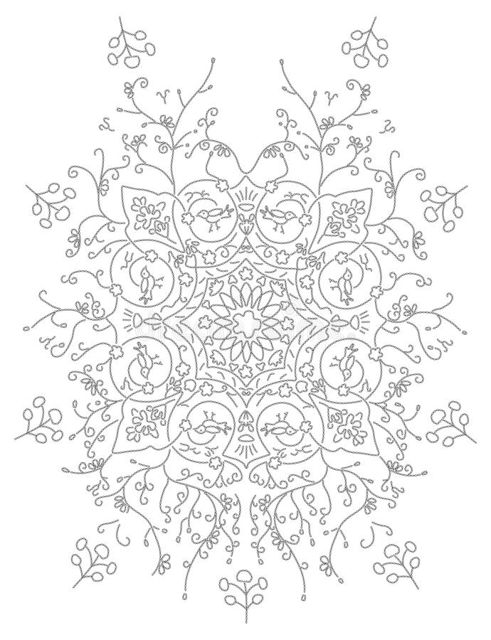 Free Embroidered Design Fashion Stock Photos - 11496273