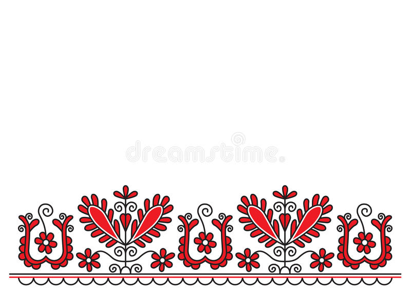 Embroidery royalty free stock photo