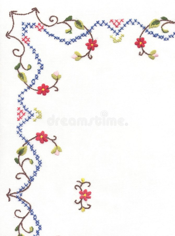 Free Embroidery Stock Photography - 624352