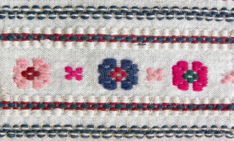 Download Embroidery of ritual cloth stock image. Image of decorative - 24390541