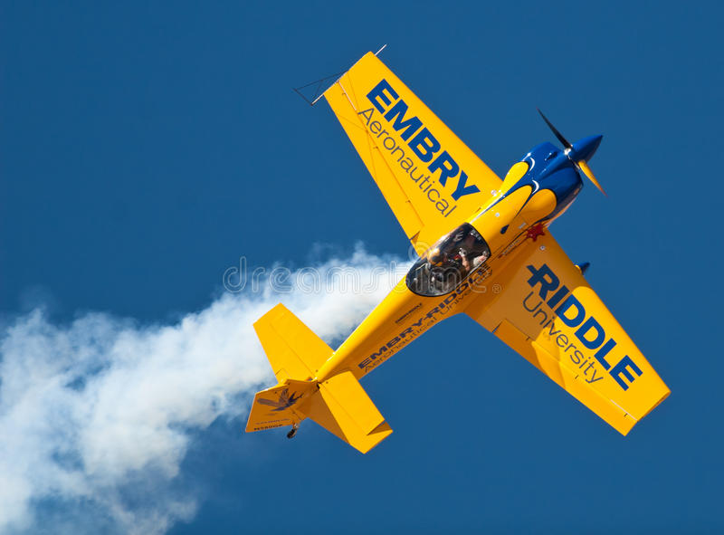 Embry-Embry-Riddle stock afbeelding