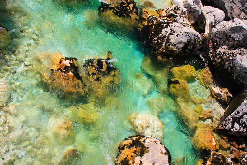 Download Emerald Alpine River Royalty Free Stock Photo - Image: 14696645