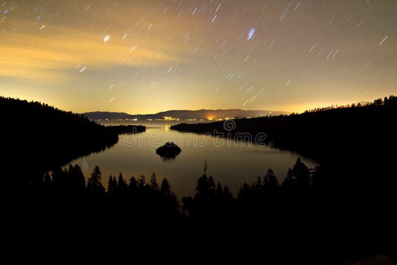 Download Emerald Bay stock image. Image of mountain, pine, dark - 22252097