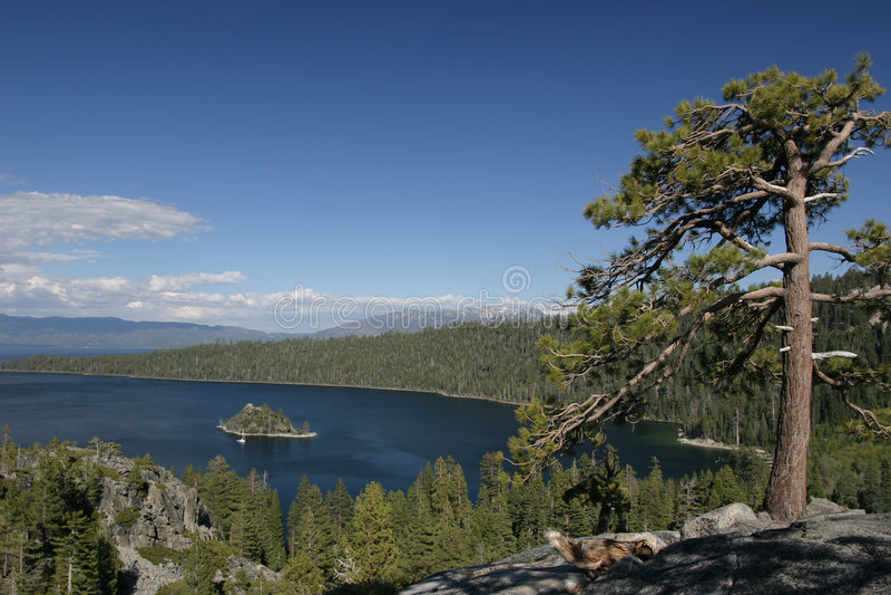 Download Emerald Bay stock photo. Image of nature, lake, landscape - 248052