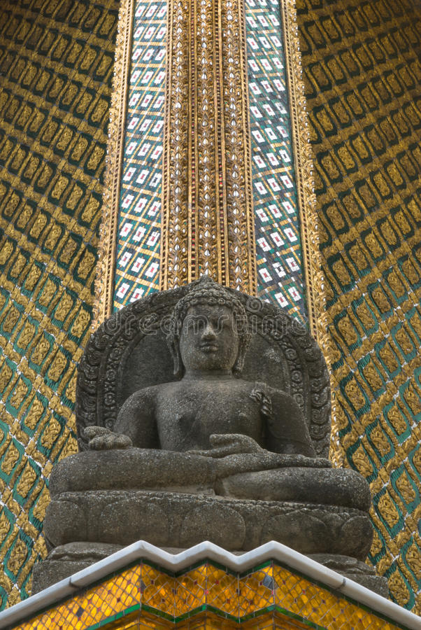 Download The Emerald Buddha Temple stock photo. Image of ornate - 28237332