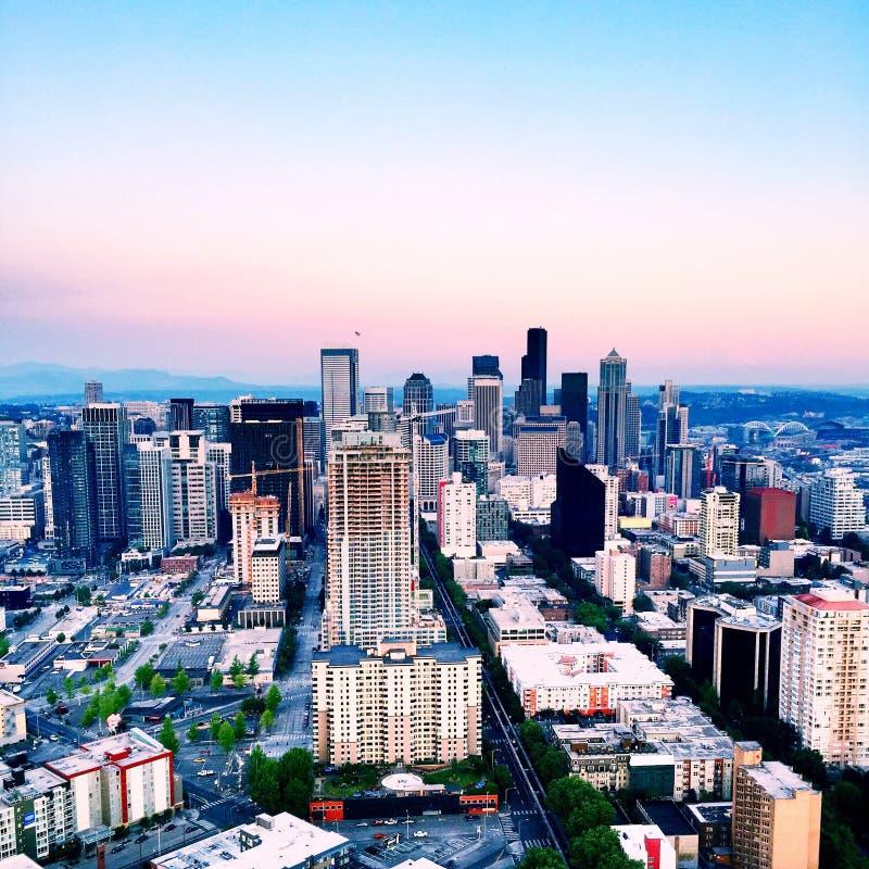 Emerald City photographie stock libre de droits