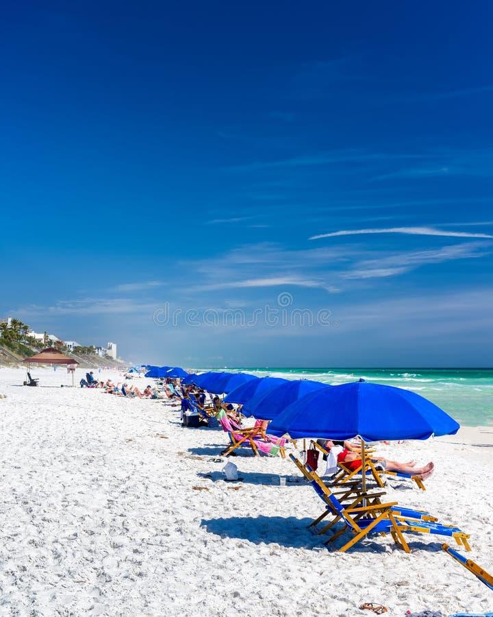 Emerald Coast de Florida foto de stock royalty free