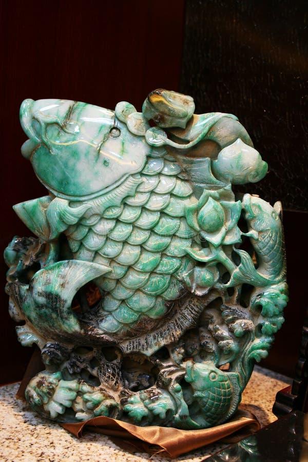 Free Emerald Fish Stock Photography - 1918002