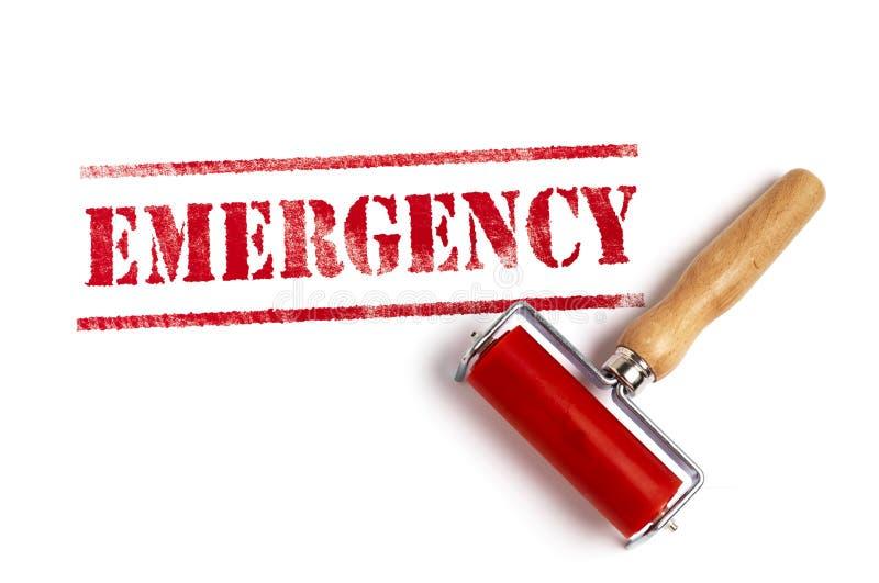 emergency иллюстрация вектора