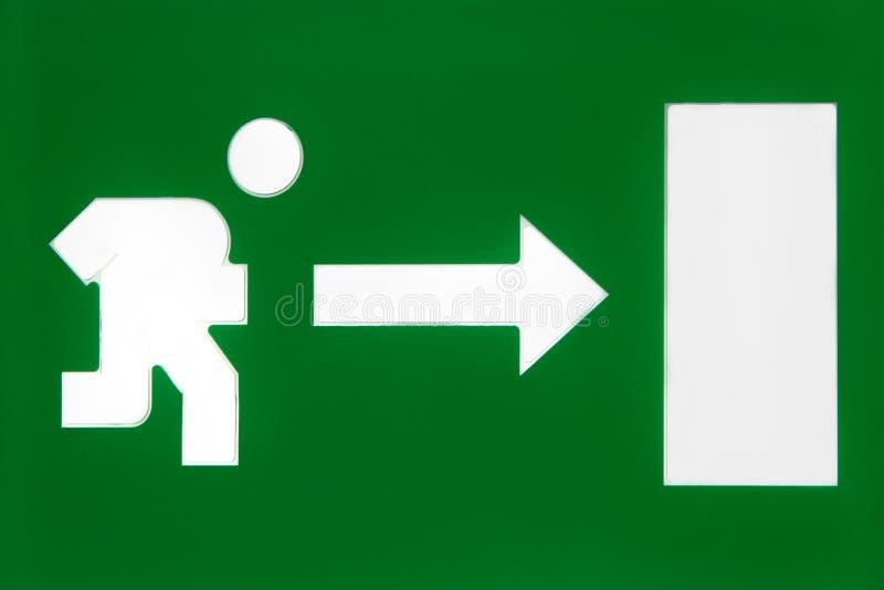 Download Emergency exit stock image. Image of sign, door, alert - 18762281