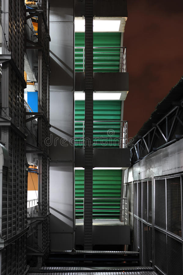 Download Emergency Exit Stock Photo - Image: 26672050