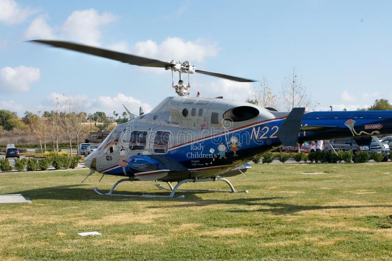 Download Emergency Helicopter editorial image. Image of emergency - 22526700