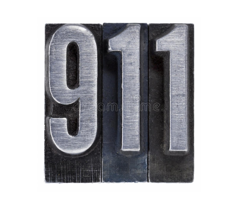 Emergency phone number 911