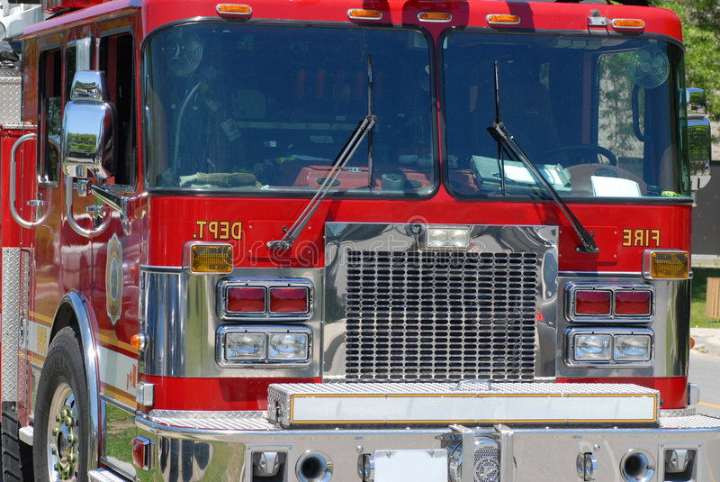 Emergency Response Truck Royalty Free Stock Image
