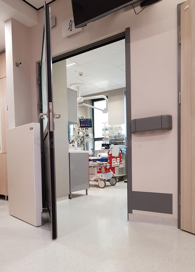 Hospital Emergency Room: Emergency Hospital Stock Images