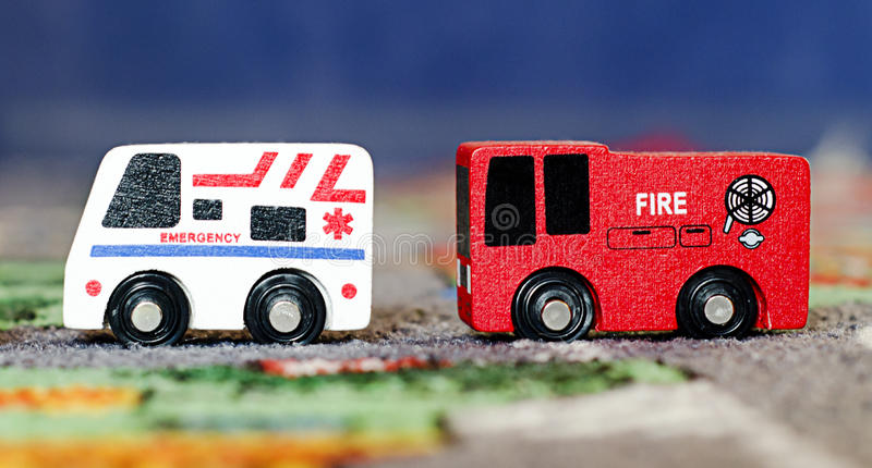 Emergency services royalty free stock photography