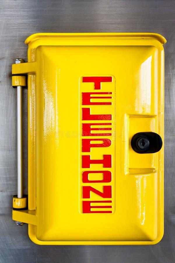 Free Emergency Telephone Box Stock Images - 22373674