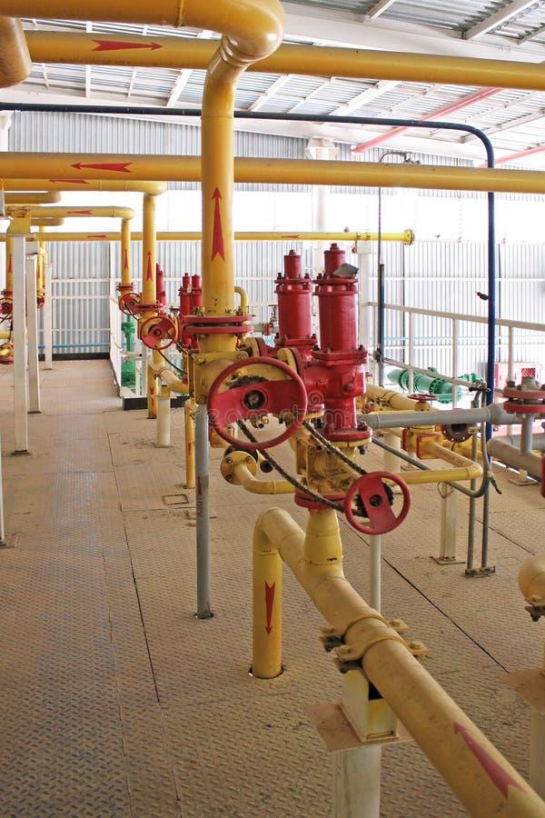 Download Emergency valve. stock photo. Image of iron, process - 15432940
