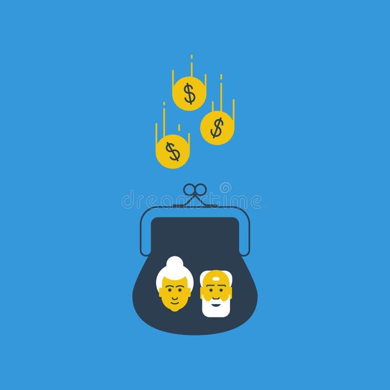 Emerytalni savings Konto bankowe interes