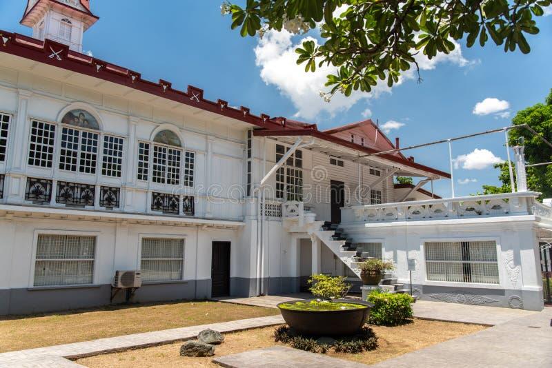 Emilio Aguinaldo Shrine dans Kawit, Cavite, Philippines photographie stock libre de droits