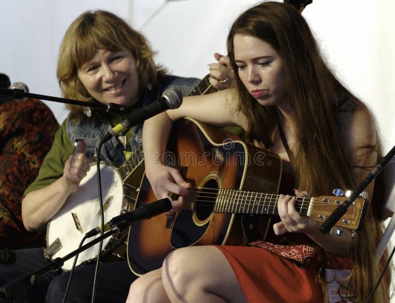 Emily et Martha Spencer photographie stock
