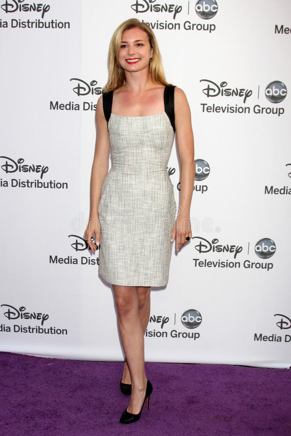 Download Emily VanCamp Arrives At The ABC / Disney International Upfronts Editorial Photography - Image: 25283802