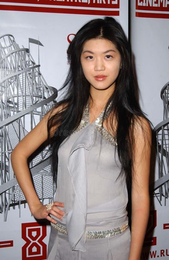 Emily Wang royalty free stock image