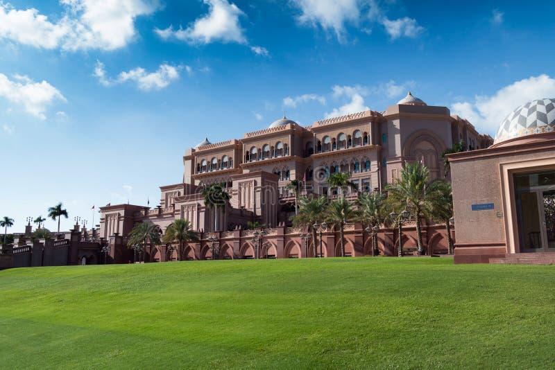 Emirat-Palast stockfoto