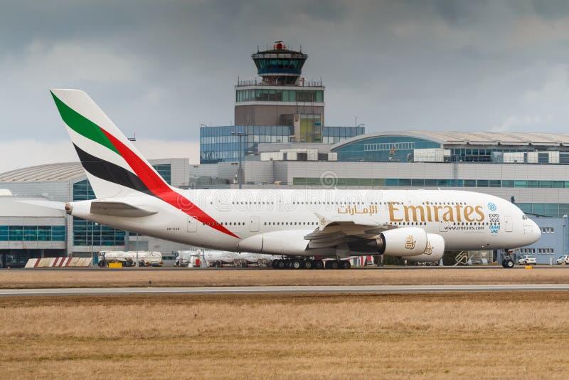 emiraten stock foto
