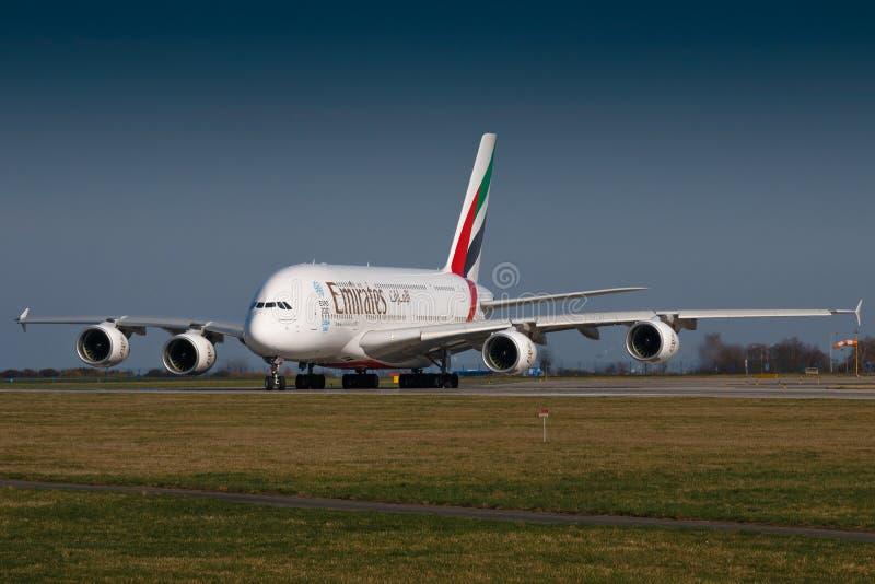 emiraten stock afbeelding