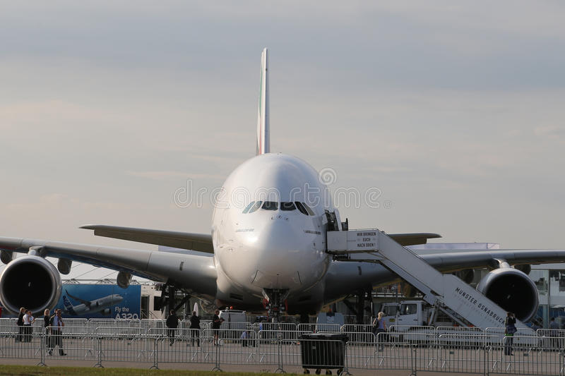 Download Emirates Airbus A380 800 Editorial Photo - Image: 26613181