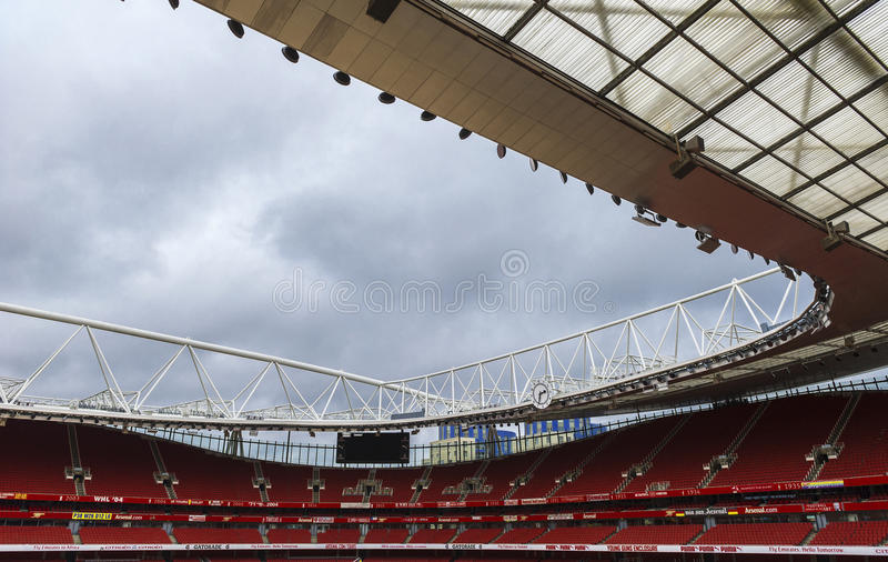 At the Emirates Arena royalty free stock images
