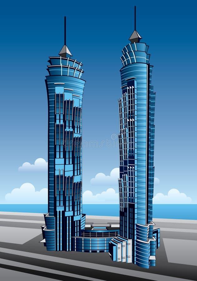 Emirates Park Towers